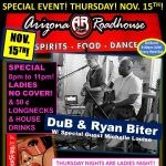 DuB & Ryan Biter (w/ special guest Michelle Louise)
