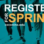 Register for Spring at Coconino Community College