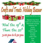 Holiday Craft and Treat Bazaar