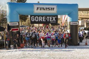 GORE-TEX Kahtoola Uphill Race