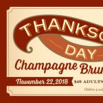 Thanksgiving Champagne Brunch
