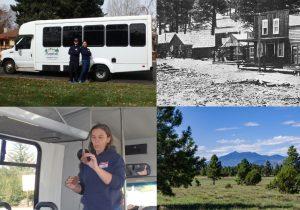 Flagstaff Beginnings Drive & Walk Tour