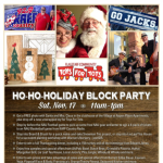 Ho-Ho-Holiday Block Party