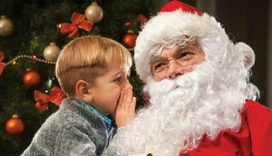 Santa Saturdays at Aspen Place at the Sawmill