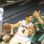 NAU Men's Basketball VS Eastern Washington University