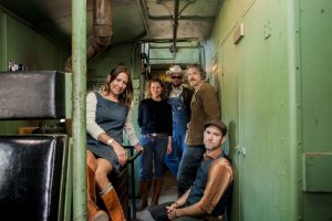 Viola & The Brakemen, Pilcrow and Michelle Louise