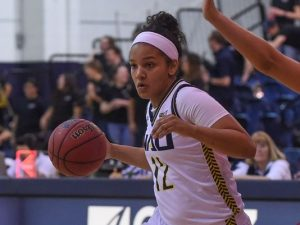 NAU Women's Basketball VS Idaho