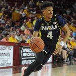 NAU Men's Basketball VS University of Northern Colorado