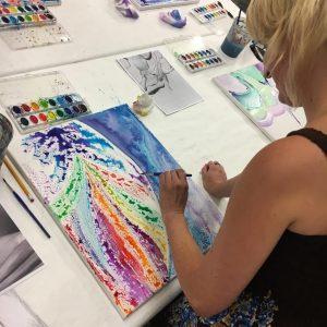 Watercolor Mini-Workshop: Arizona Skyscapes