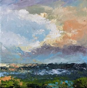 Boundless Skies: A Two Woman Show, Closing Reception