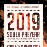 SOULH House Music Pre-New Year's Party