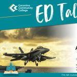 """CCC Ed Talks: """"After the Navy: A Story of Homecoming"""""""
