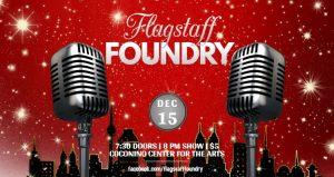 Flagstaff Foundry December Show