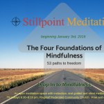 53 Paths to Freedom: The Four Foundations of Mindfulness