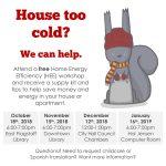 Home Energy Efficiency Workshop