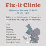 Fix It Clinic