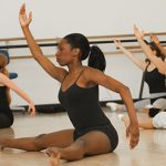 Modern and Choreography Dance Class
