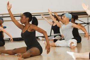Modern and Choreography Dance Class
