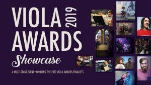 2019 Viola Showcase