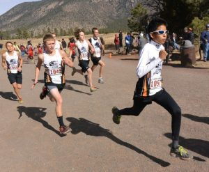 Team Run Flagstaff Youth Running