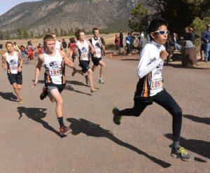 Team Run Flagstaff Youth Running
