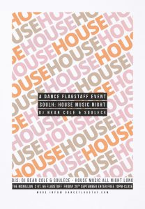 SOULH House Music Night