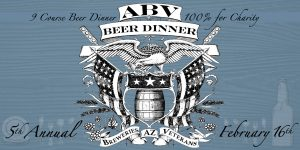 5th Annual ABV Beer Dinner