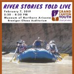 River Stories Told Live