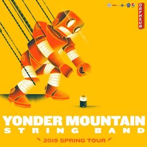 Yonder Mountain String Band with Dangermuffin