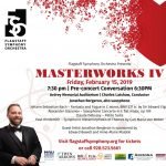 Masterworks IV – Bach, Glazunov, Debussy, Hindemith