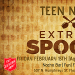 Extreme Spoons Teen Night