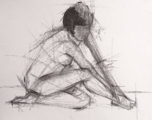 Intermediate and Advanced Figure Drawing