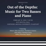 Out of the Depths: Music for Two Basses and Piano
