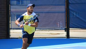 NAU Men's Tennis VS Southern Utah