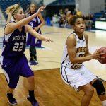 NAU Women's Basketball VS Montana