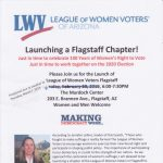 League of Women Voters Launching a Flagstaff Chapter