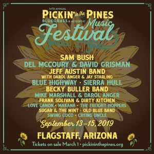 Pickin' in the Pines 2019