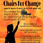 Chairs for Change: Dance Party for One and All