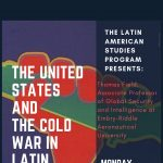 The United States and the Cold War in Latin America Talk