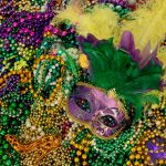 Mardi Gras in Downtown Flagstaff