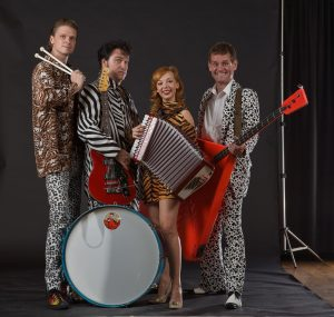 The Red Elvises