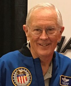 Keynote Speaker General Charlie Duke of Apollo 16