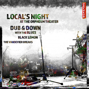 Local Night: Dub & Down with the Blues
