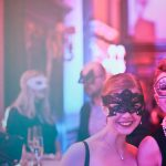 50 Shades of Red Wine Masquerade