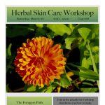Herbal Skin Care Workshop
