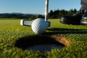 Huckin' for Hearts Disc Golf Tournament