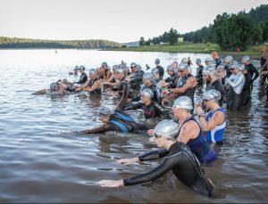 July Triathlon: Sprint and Olympic