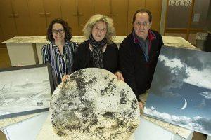 Lunar Dreams exhibit at CCC