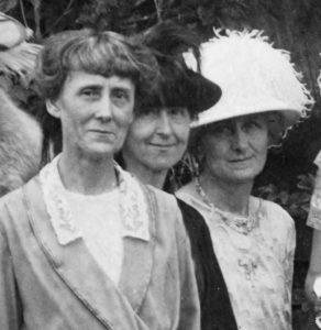 The Women of the Riordan Mansion