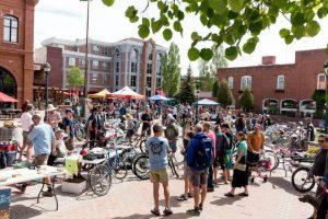Bike Bazaar, Bike & Gear Swap & Parade